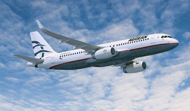 Aegean Airlines Airbus A320ceo