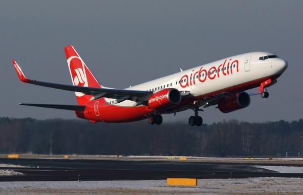 Air Berlin Boeing 737-800