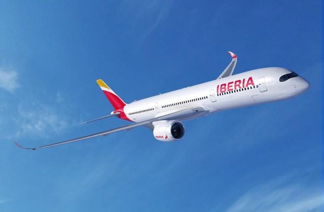 Iberia Airbus A350-900 XWB