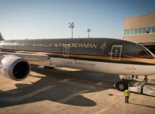 Royal Jordanian Boeing 787-8