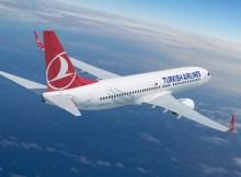 Turkish Airlines Boeing 737-800