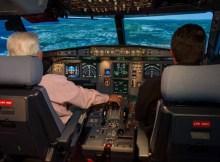 A320 simulator