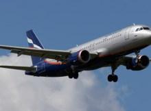 Aeroflot Airbus A320-200