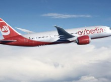 Air Berlin Boeing 787