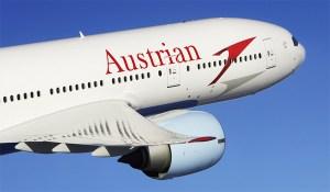 Austrian Airlines Boeing 777-200