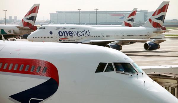 British Airways Boeing 747-400