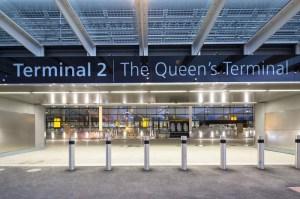 London-Heathrow T2
