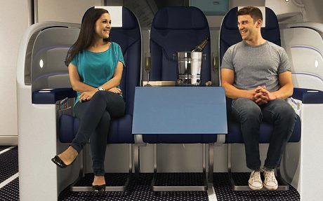 Duo Seating