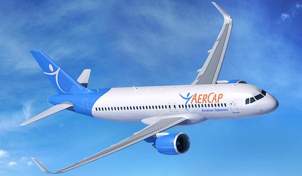 AerCap Airbus A320neo