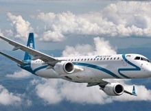 Air Dolomiti Embraer 195