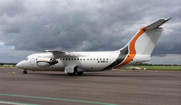Jota Aviation BAe 146-200