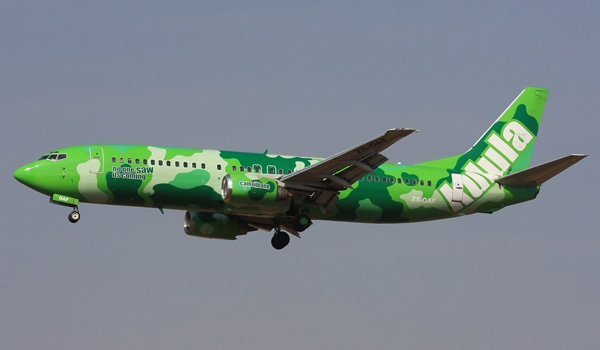 Kulula.com Boeing 737-400
