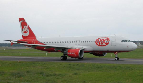 Niki Airbus A320-200