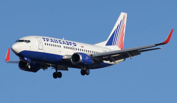 Transaero Boeing 737-500(WL)