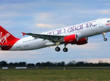 Virgin Atlantic flies Little Red short-haul services with Airbus A320