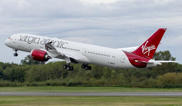Virgin Atlantic Boeing 787-9