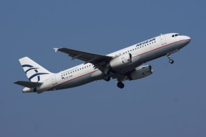 Aegean Airlines Airbus A320-200 (© O. Pritzkow)