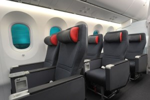 Air Canada New Premium Economy Class (© Air Canada)
