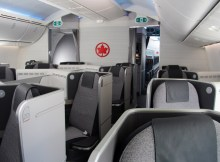 Air Canada New International Business Class (© Air Canada)