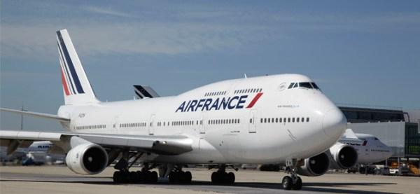 Air France Boeing 747-400