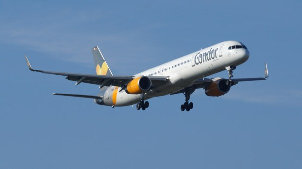 Condor Boeing 757-300