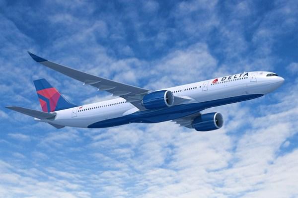 Delta Airbus A330-900neo (© Airbus)