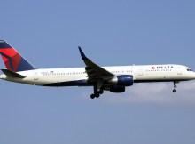 Delta Air Lines Boeing 757-200
