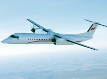 Falcon Aviation Bombardier Dash-8Q-400 NextGen