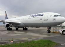 Lufthansa Airbus A340-300