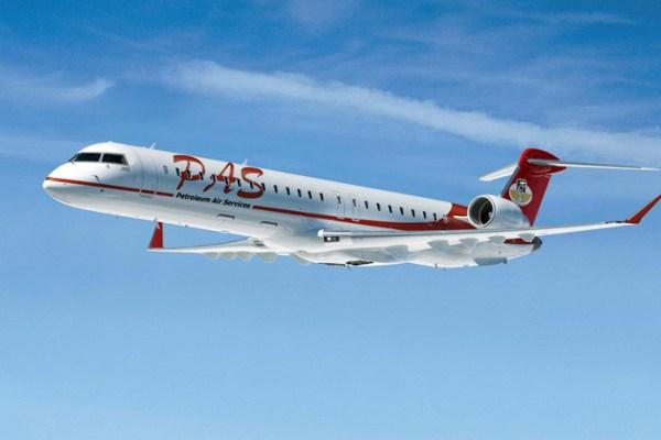 Petroleum Air Services Bombardier CRJ900 NextGen