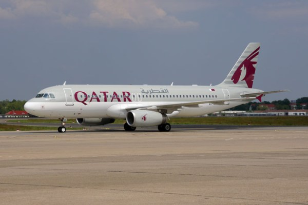 Qatar Airways Airbus A320-200 (© O. Pritzkow)