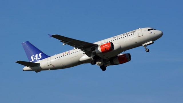 SAS Airbus A320-200