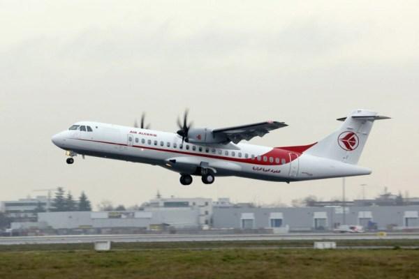 Air Algerie ATR72-600