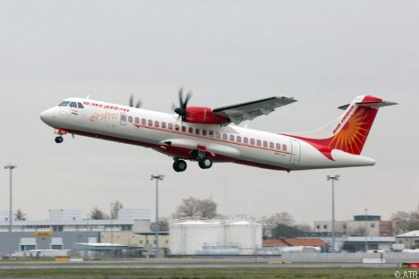 Alliance Air ATR72-600