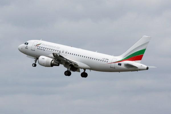 Bulgaria Air Airbus A319
