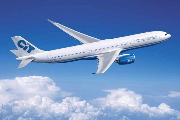 CIT Airbus A330-900neo (© Airbus)