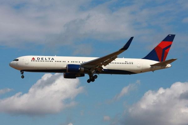Delta Air Lines Boeing 767-300ER
