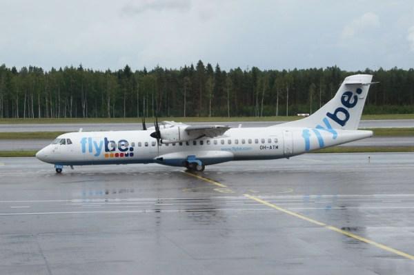 Flybe Nordic ATR72