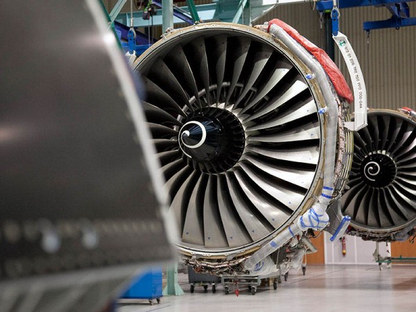 Rolls-Royce Trent 700 (© RR)