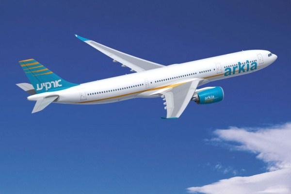 ARKIA Airbus A330-900neo (© Airbus)