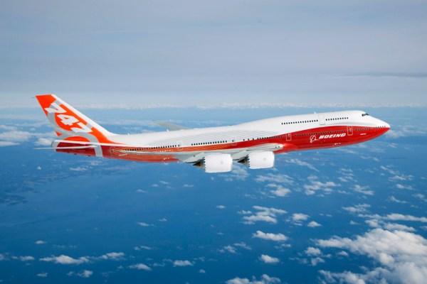 Boeing 747-8 Intercontinental (© Boeing)