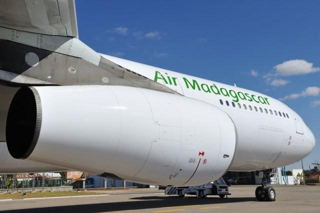 Air Madagascar Airbus A340-300