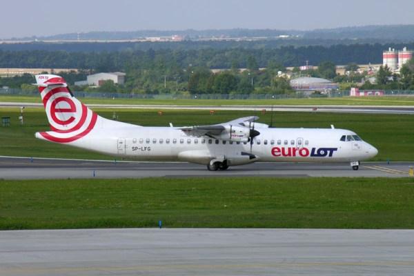 euroLOT ATR72 (© O. Pritzkow)