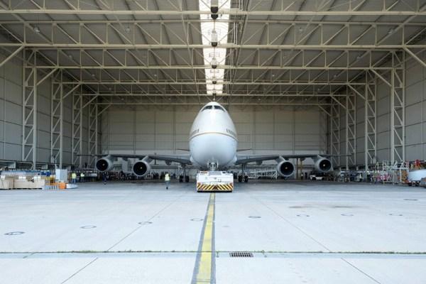 HAITEC hangar (© HAITEC)