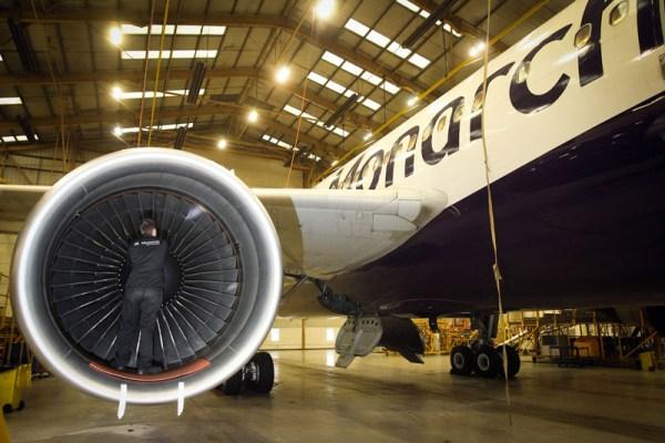 Monarch Aircraft Engineering (© MAEL)