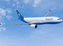 Airbus A330-200 in the livery of Rwandair (© Airbus)