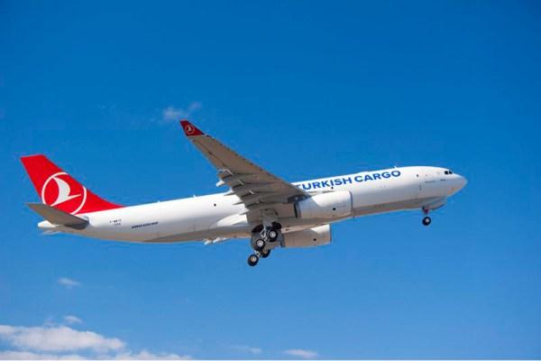 Turkish Cargo Airbus A330-200F