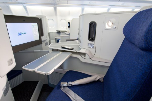 Air Algérie takes delivery of its new A330-200, equipped with a brand new cabin