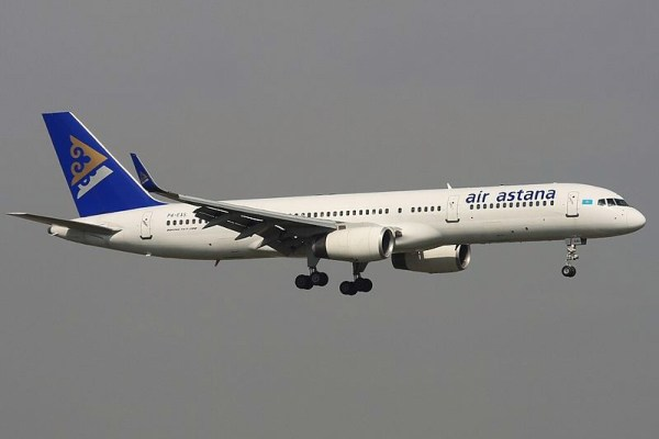 Air Astana Boeing 757-200 (GFDL 1.2 A. Lebeda)