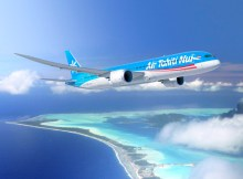 Boeing 787-9 Dreamliner in the livery of Air Tahiti Nui (© Boeing)